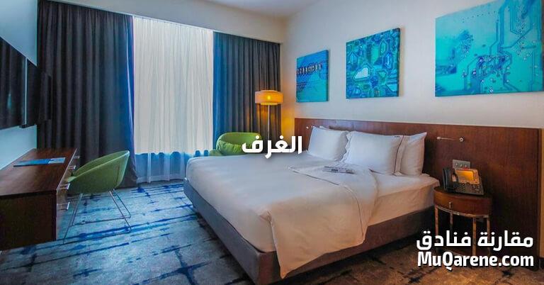غرف فندق ميدياون
